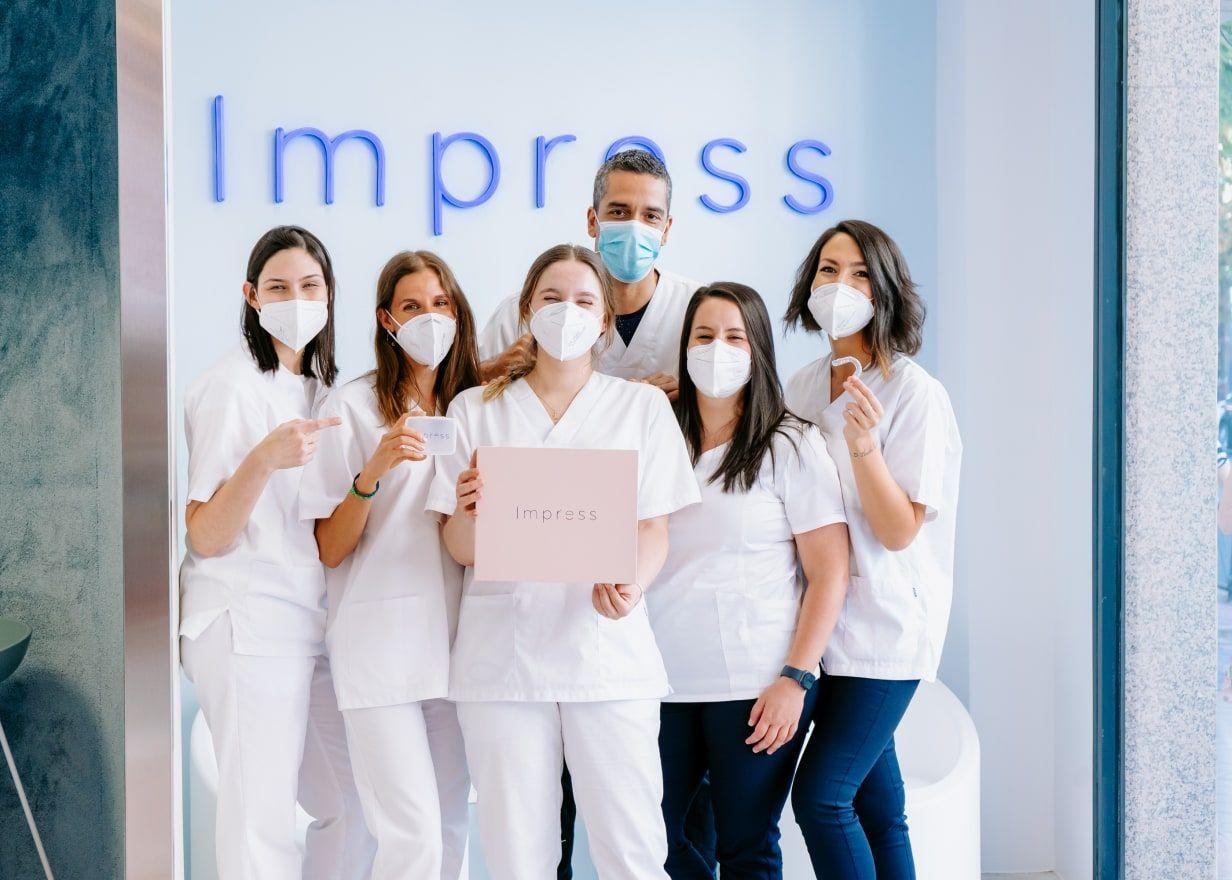 Doctors in Impress